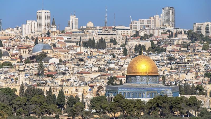 Al-Aqsa Mosque, Jerusalem, Palestine